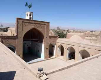 مسجد جامع میان ده، یادآور زیبایی های باستانی