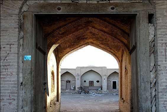 کاروانسرای تاریخی  خان