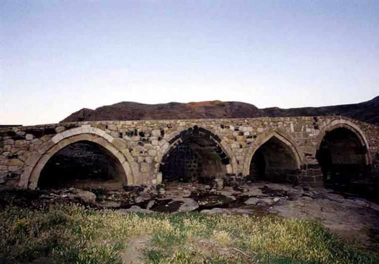پل چشمه گیلاس چناران