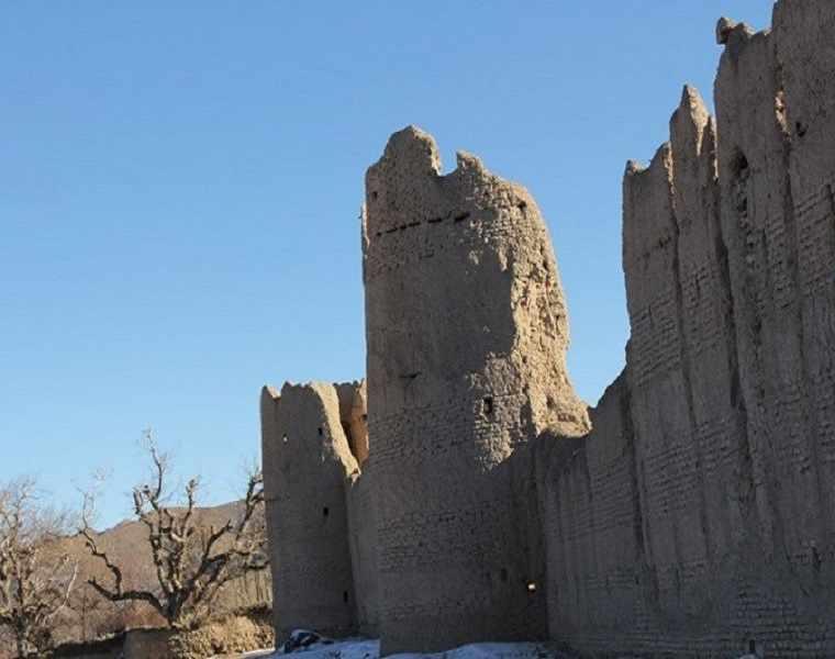 قلعه تاریخی مسک