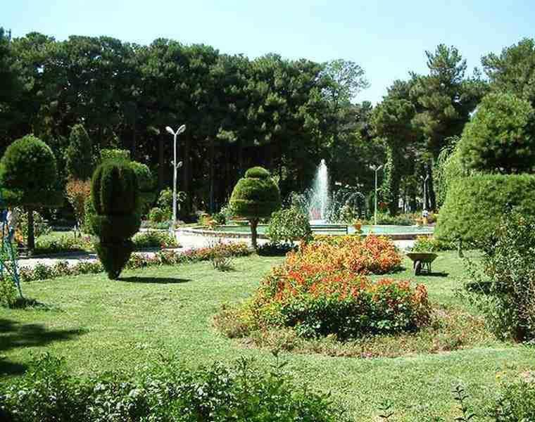 باغ ملی تربت حیدریه