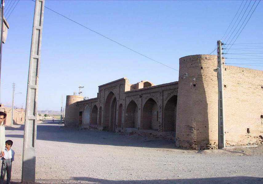 رباط زین آباد