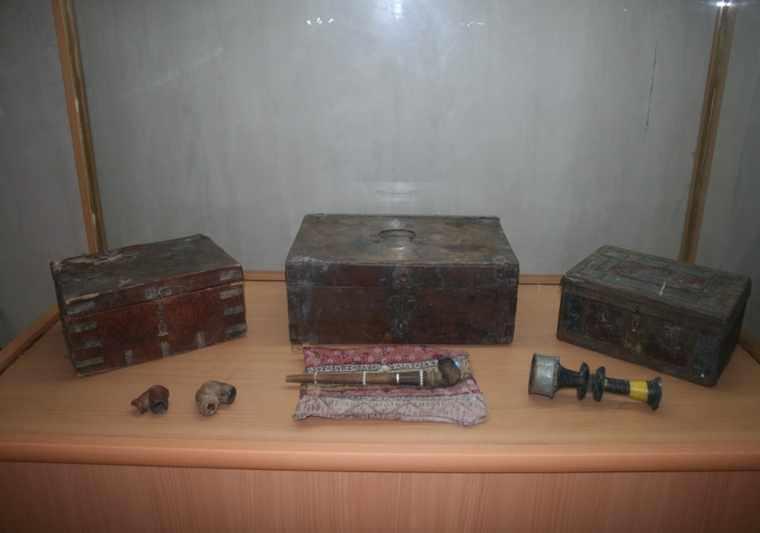موزه مردم شناسی سرایان