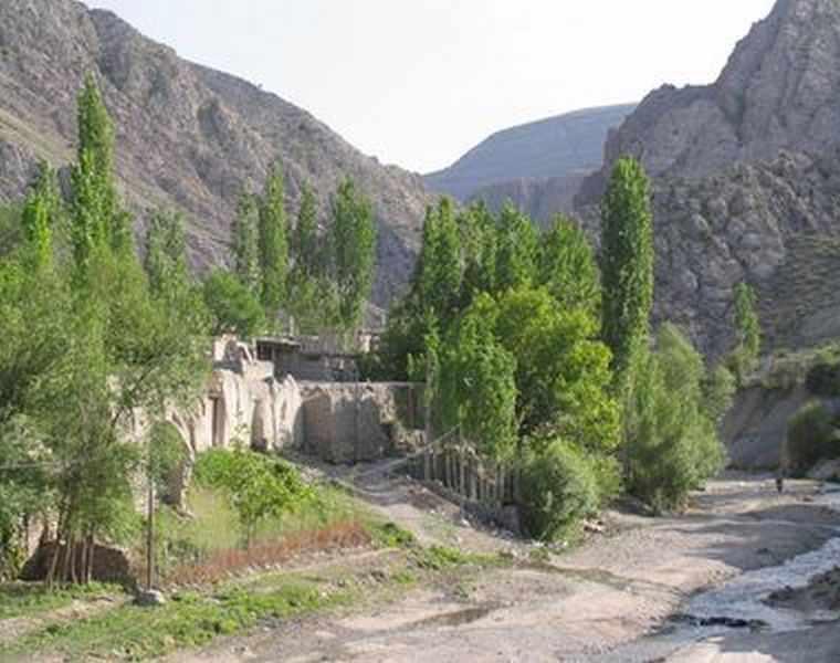 روستای شارک قوچان