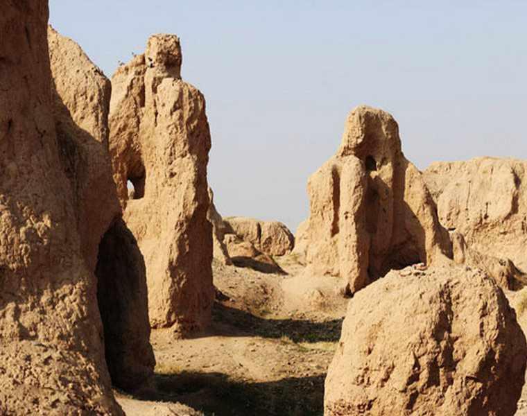 شهر کهن و تاریخی نیشابور