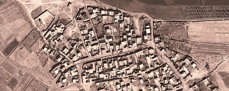 روستای علی آباد بالا خواف