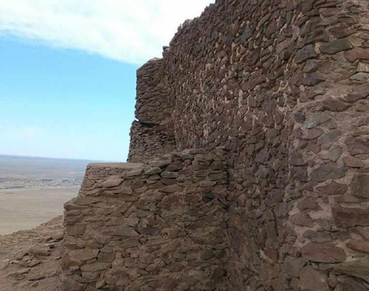 قلعه شاهدژ