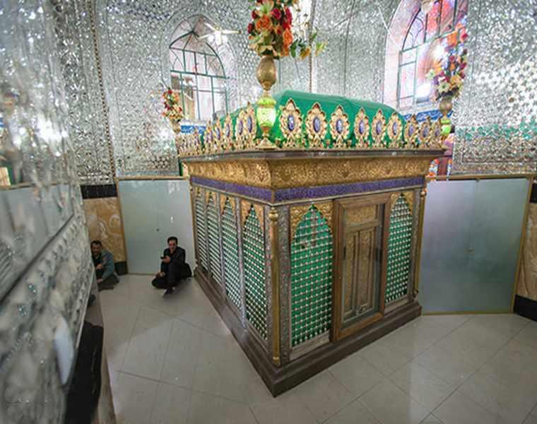 بقعه ی امامزاده شعیب