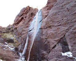 آبشار دافی کدکن تربت حیدریه