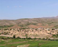 روستا بام