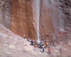 آبشار آبقد چناران