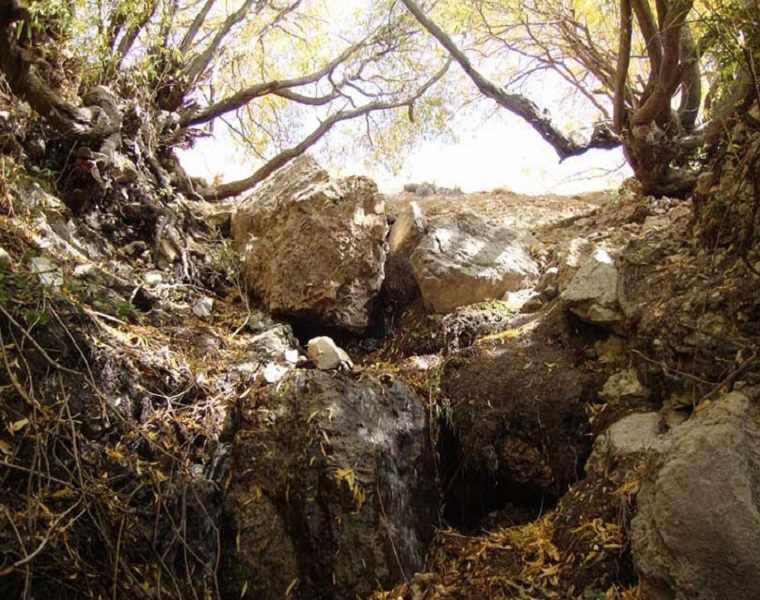 آبشار دره جاج