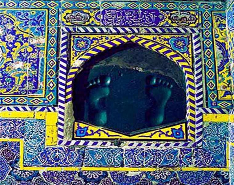 قدمگاه امام رضا (نیشابور)