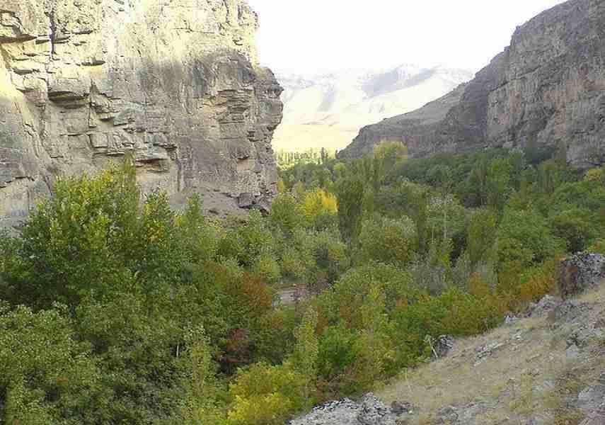 دره آل کلات مشهد