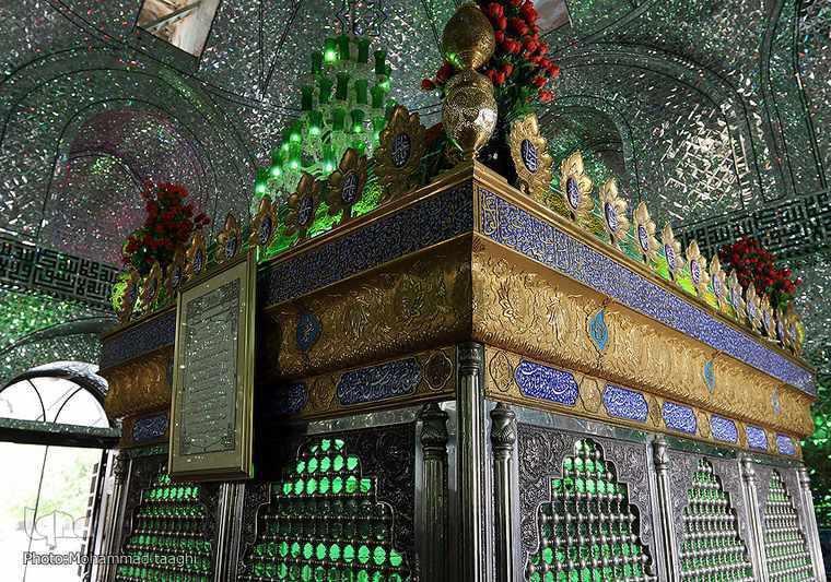 آستانه مباركه امامزاده سلطان ابراهيم قوچان