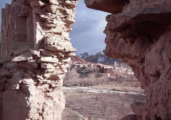 آبشار کیمشاه نیشابور