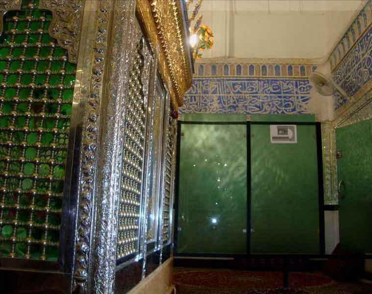 مزار امام زاده احمد بيمرغ