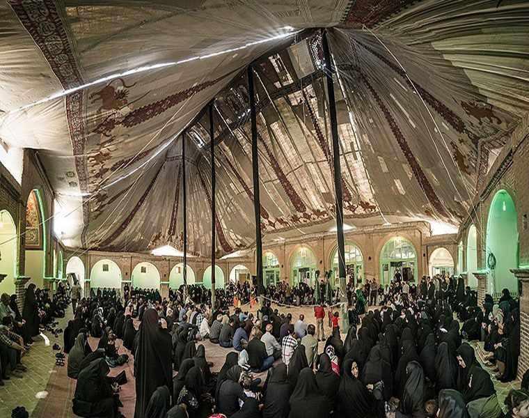 حسینیه قناد ها(یزدی ها)