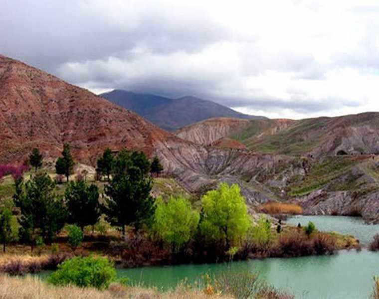 منطقه گردشگری باغرود نیشابور، بهشت خراسان