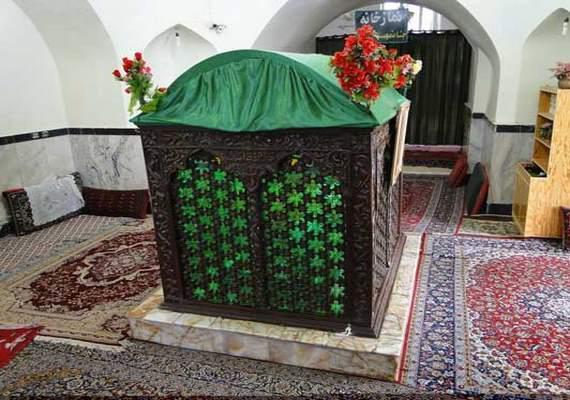 امامزاده عبدالله (ع)