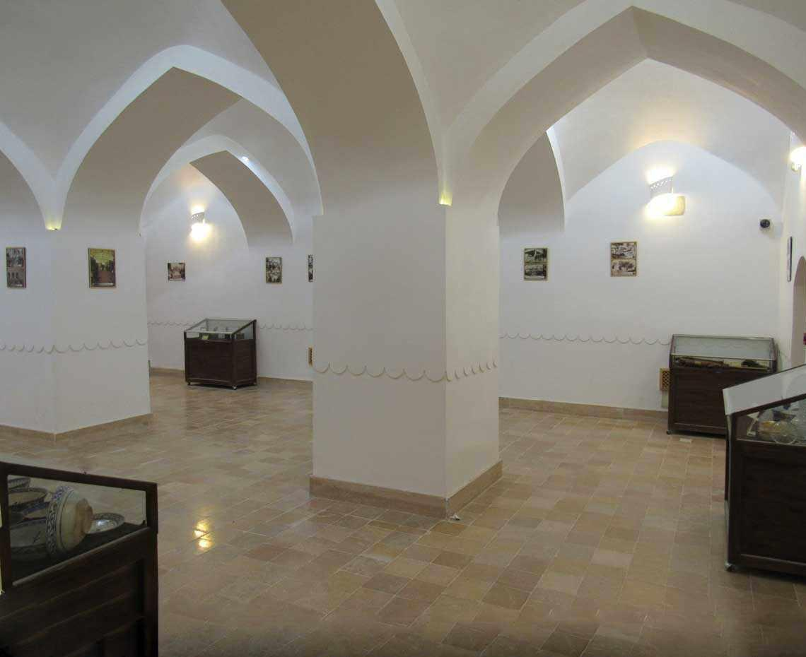 موزه مردم شناسی فردوس
