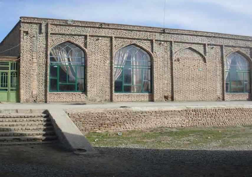 بناي تاريخي مذهبي عشق آباد