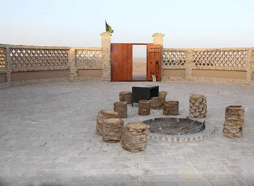 کویر سه قلعه