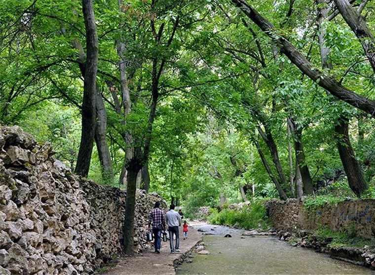 روستای اخلمد
