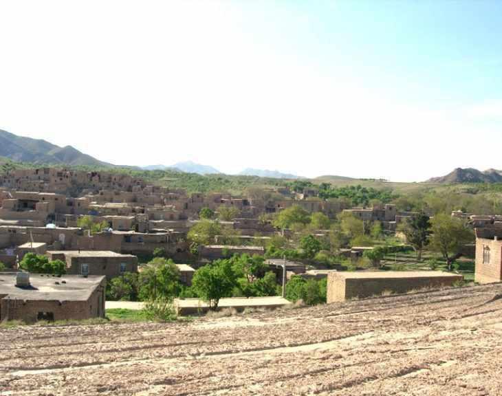 روستای پشته