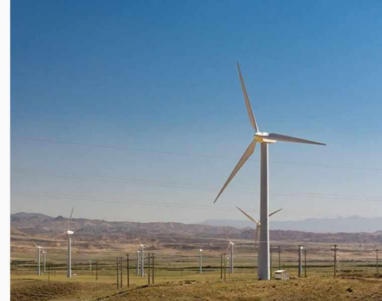 نیروگاه بادی بینالود نیشابور