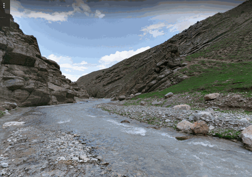 روستای گردشگری بابا رمضان