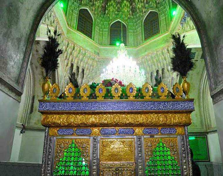 امامزاده سید محمد (گنبد خشتی)