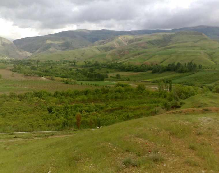 منطقه نمونه گردشگری شیرآباد
