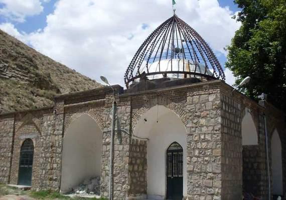 امامزاده عبدالقهار (ع) ـ طاغان