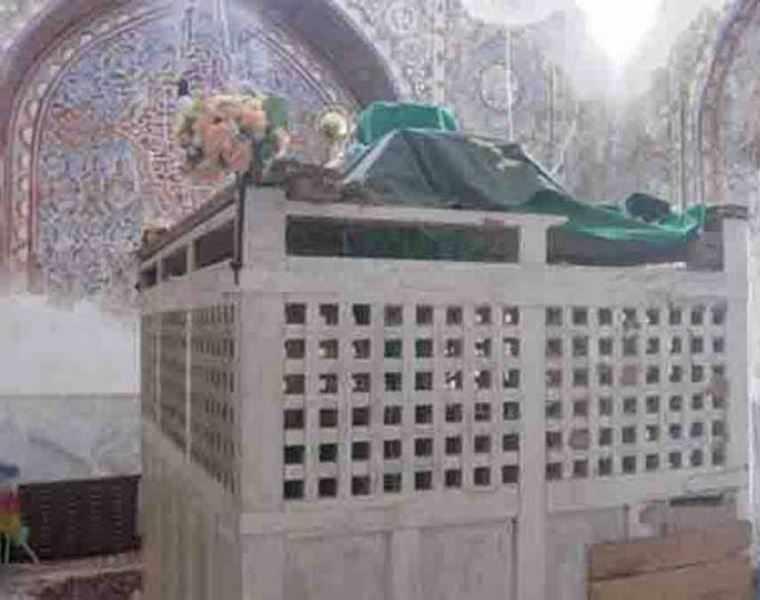 آستان مقدس امامزاده حمزه رضا (علیه السلام)