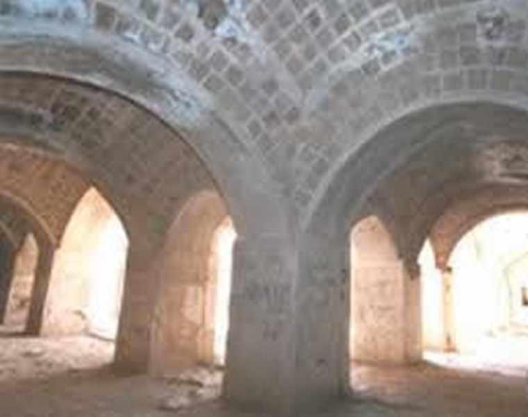 مسجد و حسینیه شهر کهنه