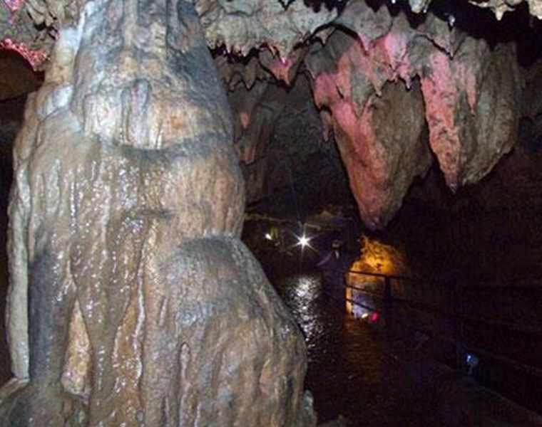 غار کنه گرم