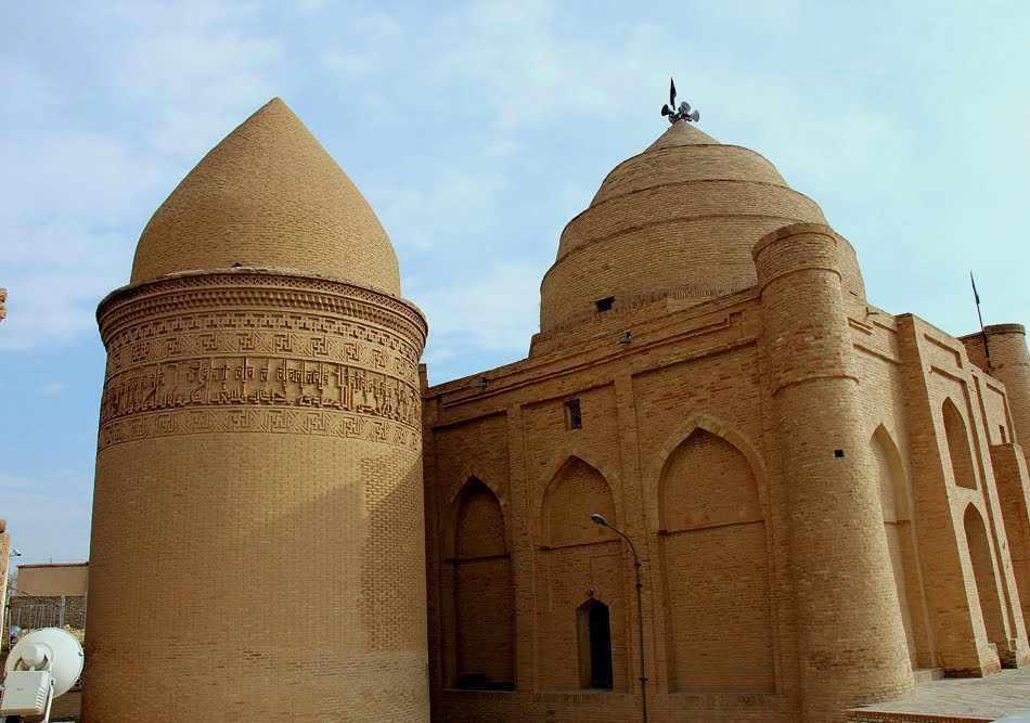 امامزاده محمد دامغان
