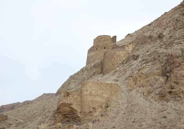 قلعه گردکوه دامغان