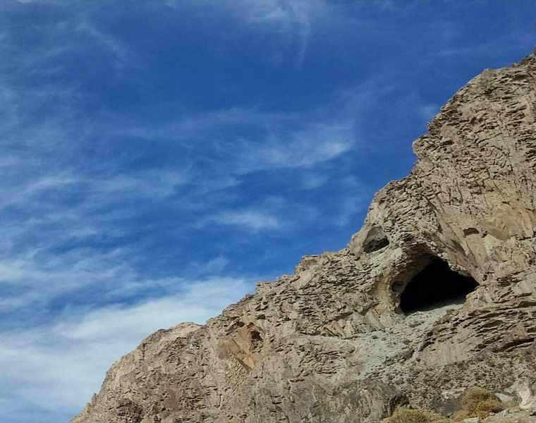 غار ایوب، رد پای حضرت ایوب نبی
