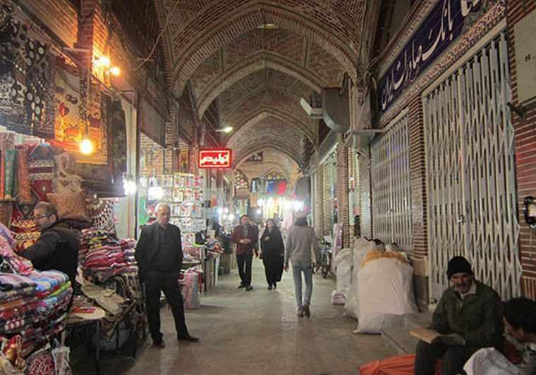 بازار رفسنجان