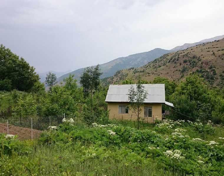 روستا هدف گردشگری دشت