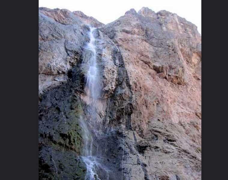 آبشار های بفره