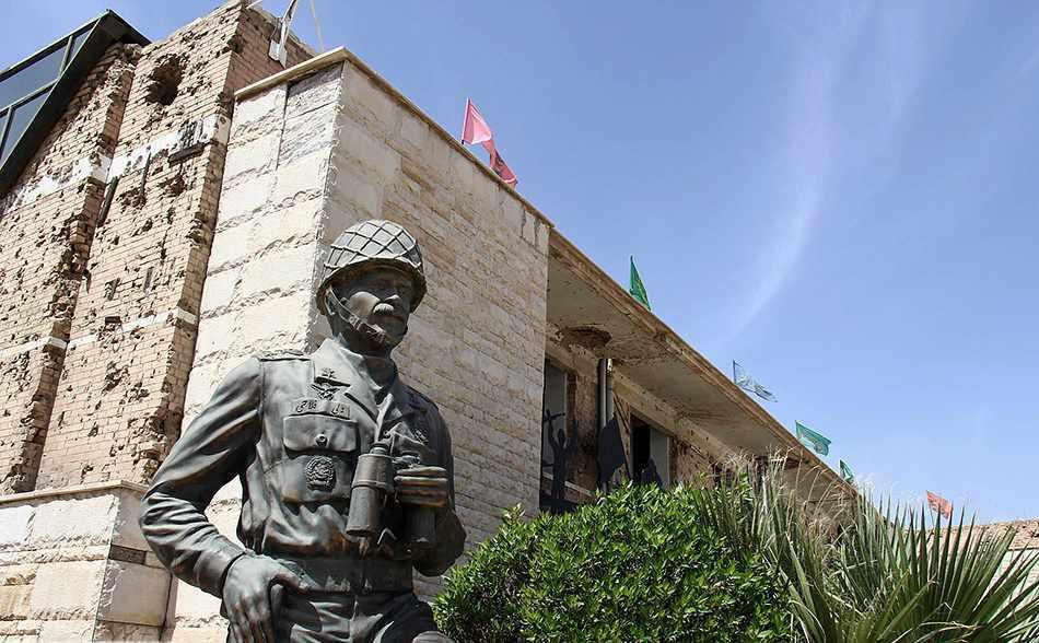 موزه جنگ خرمشهر