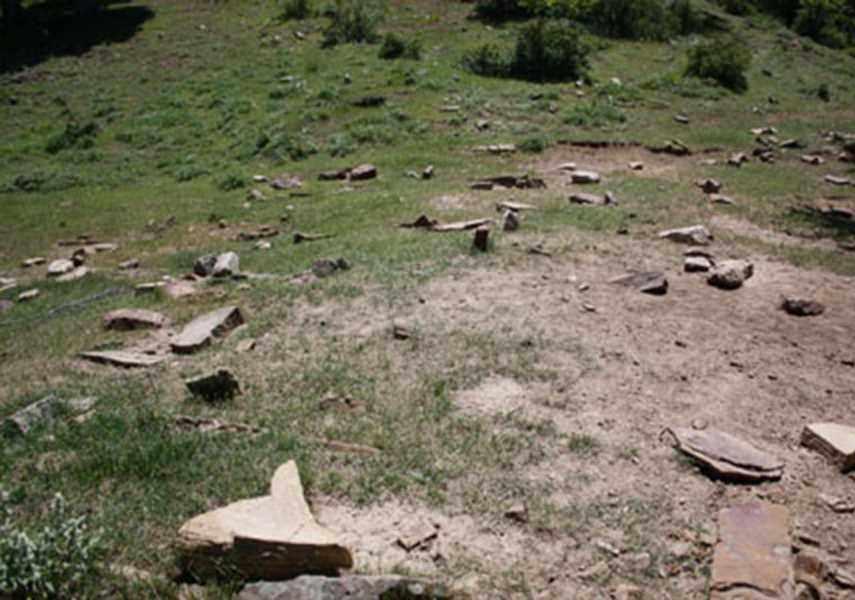 قبرستان گبرها