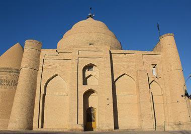 مقبره شاهرخ تیموری