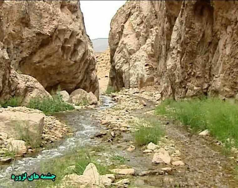 چشمه لزوزه