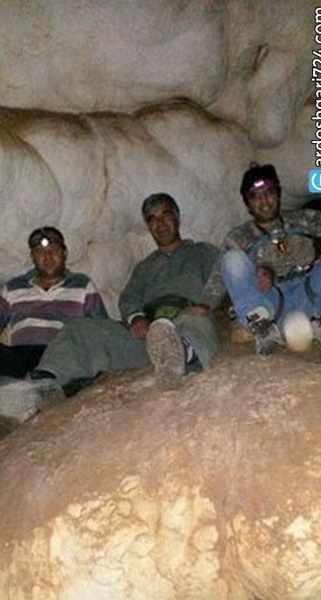 غار میرزا