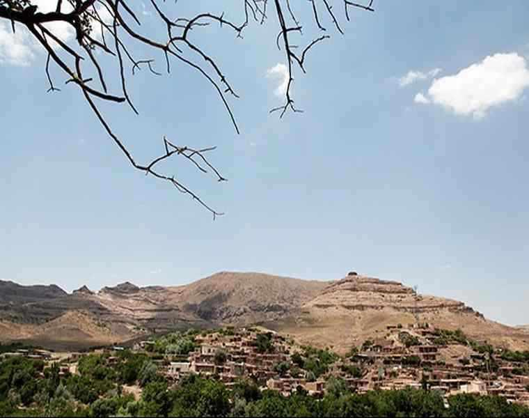 روستای ريسه و پا قلعه