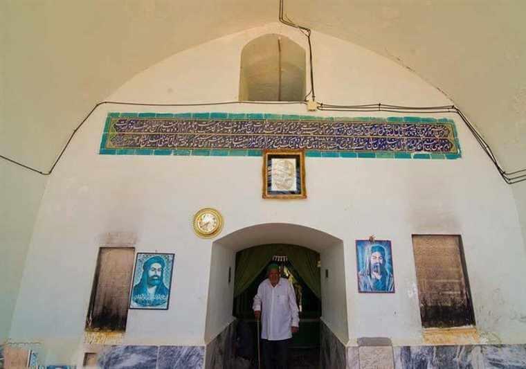 امامزاده محمد باقر لنگر